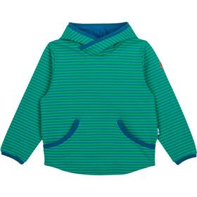 Finkid Vekkuli Hoodie Børn, leaf/seaport